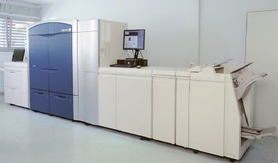 Xerox DC 1000 Digital Colour Press